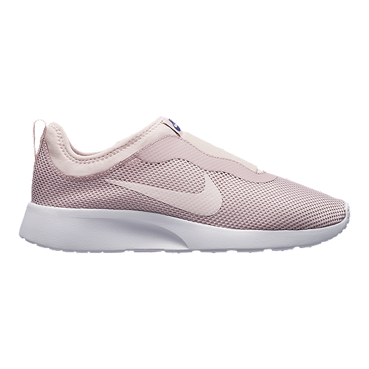 94e72e3e0d00 Nike Women s Tanjun Slip Shoes - Rose White