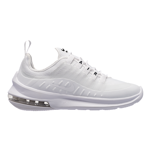21c46e553 Nike Women s Air Max Axis Shoes - White Black