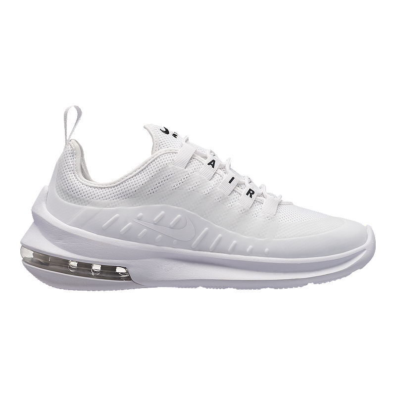 6404ab16bfd Nike Women s Air Max Axis Shoes - White Black