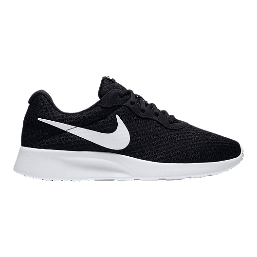 the best attitude 129b0 ed677 Nike Men s Tanjun Shoes - Black White   Sport Chek