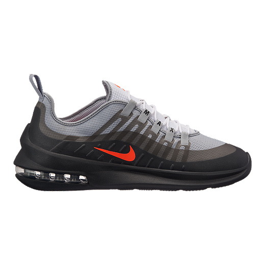 huge selection of a00e5 9b3b0 Nike Men s Air Max Millennial Shoes - Grey Crimson Black - GRAY