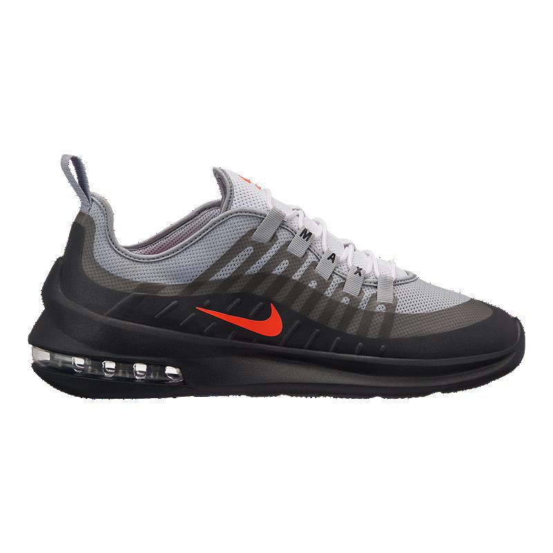 Nike Men s Air Max Millennial Shoes - Grey Crimson Black  f96d9926b1b