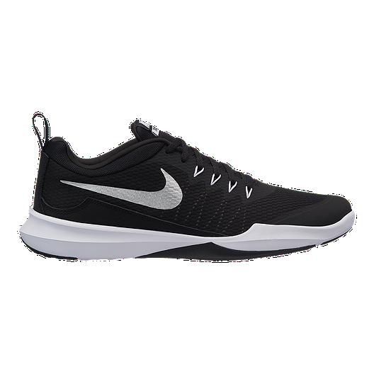 479977d05cbd77 Nike Men s Legend Trainer Training Shoes - Black Silver