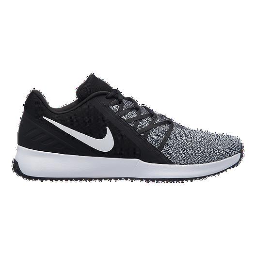 new style 0126b fb856 Nike Men s Varsity Compete Trainer Training Shoes - Black White   Sport Chek
