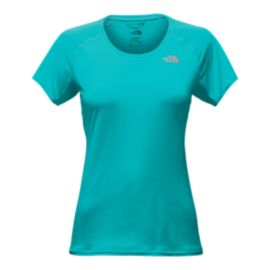 The North Face Women's Flight Better Than Naked Short Sleeve T Shirt - Bluebird