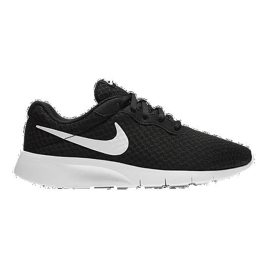 competitive price 18587 14283 Nike Kids  Tanjun Grade School Shoes - Black White   Sport Chek
