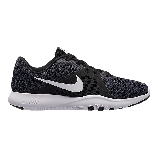570094775b5a Nike Women s Flex Trainer 8 Training Shoes - Black White