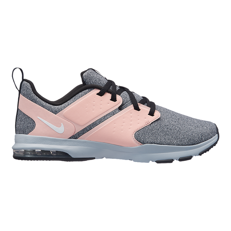 7b633a380807 Nike Women s Air Bella TR Training Shoes - Grey Black Pink