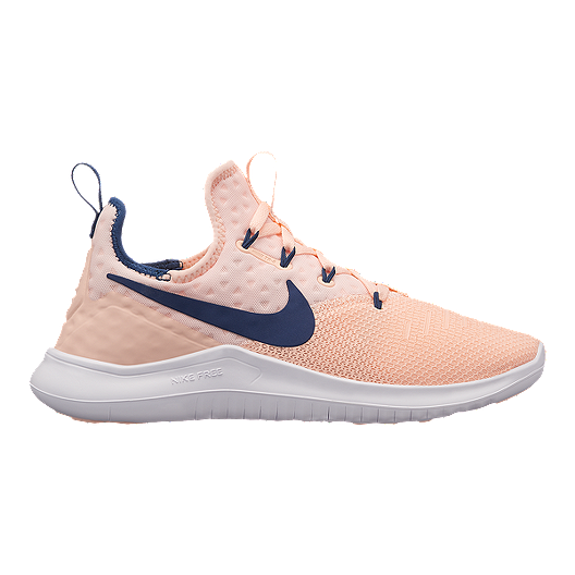 90c4f1945b3e9 Nike Women s Free TR 8 Training Shoes - Crimson Navy White