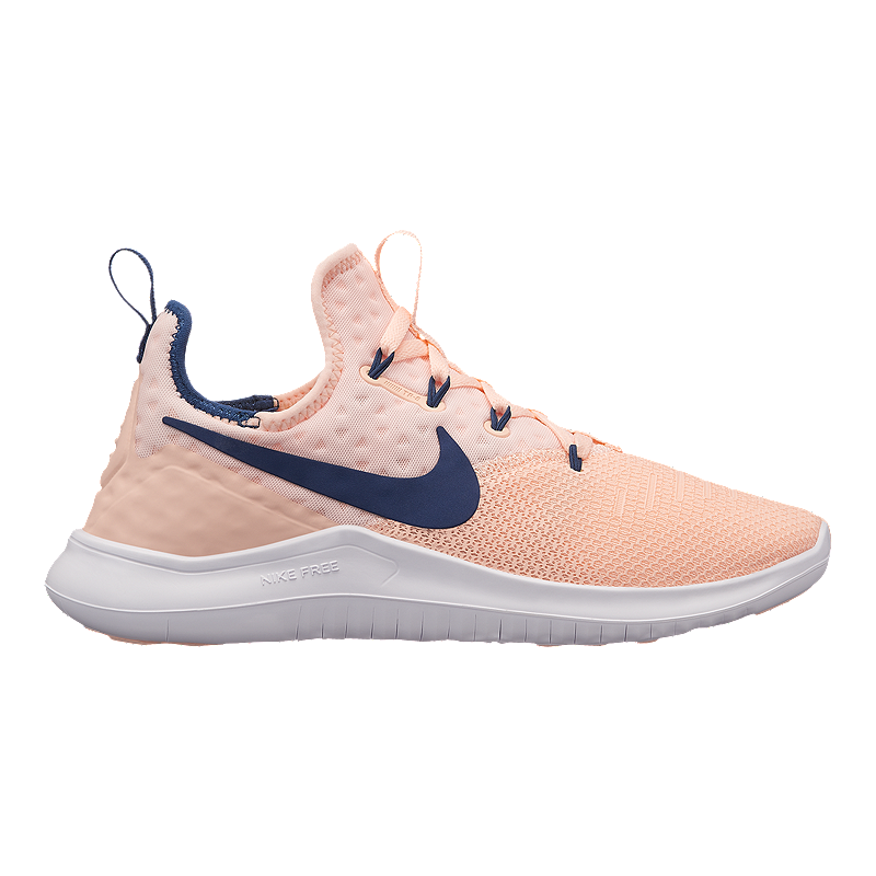 f8c5179895df31 Nike Women s Free TR 8 Training Shoes - Crimson Navy White