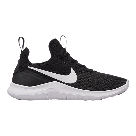 detailed look 8d2d5 4d151 Nike Women's Free TR 8 Training Shoes - Black/White