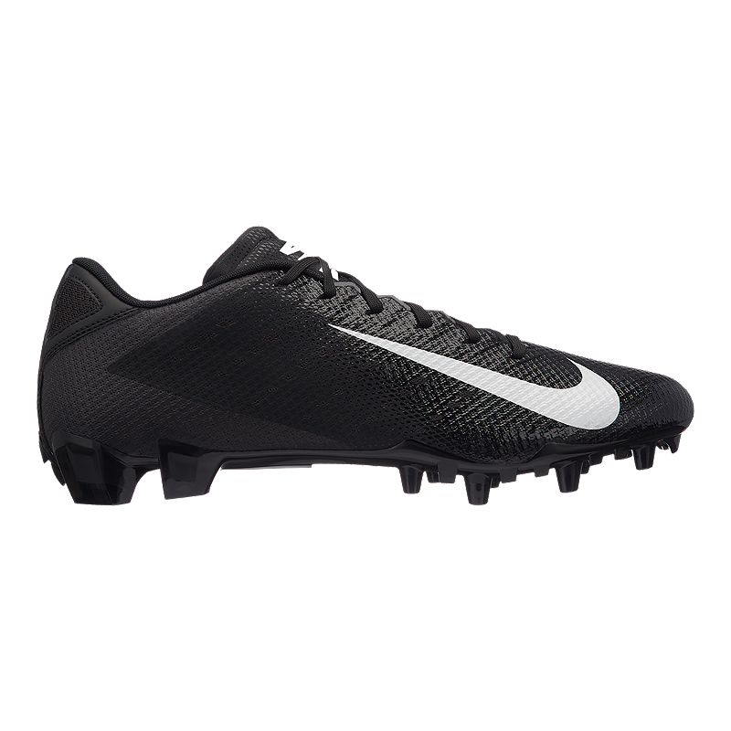 4ee2bb0b2370 Nike Men's Vapor Untouchable Speed 3 TD Low Football Cleats - Black | Sport  Chek