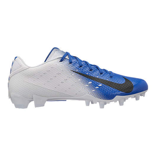 6a3e4134c553 Nike Men s Vapor Untouchable Speed 3 TD Low Football Cleats - White ...