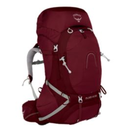 Osprey Women's Aura AG 65L Backpack - Gamma Red