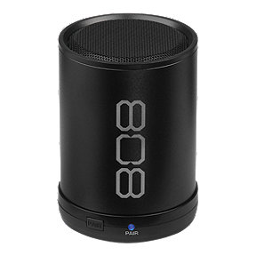 808 Canz Wireless Bluetooth Speaker - Black