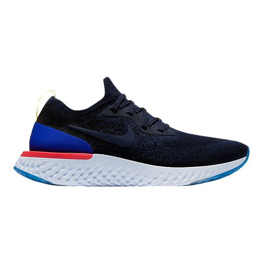 f5f4534372c75 ... nike womens epic react flyknit running shoes navy blue college navy  college