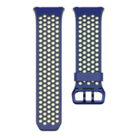 Fitbit Ionic Sport Accessory Band – Cobalt & Lime Large