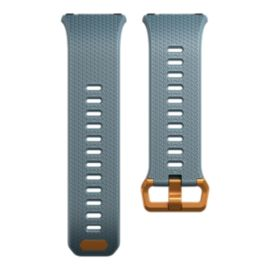 Fitbit Ionic Classic Accessory Band – Blue & Copper Small