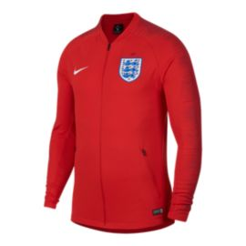 England Nike Men's Anthem Jacket Red
