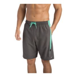 Nike Men's Core Contend Volley Short - Anthracite