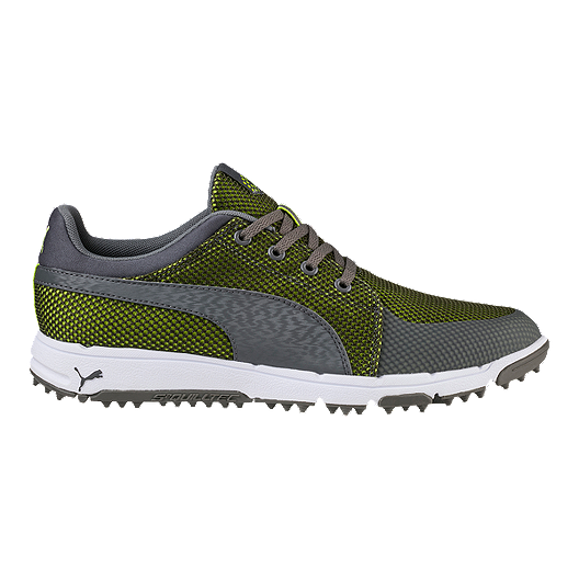 3fffbc7194e8 PUMA Golf Men s Grip Sport Tech Golf Shoes