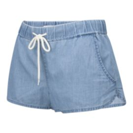 Vans Women's Janek II Denim Short