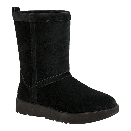 ed64a866e0be3 Ugg Women s Classic Short Waterproof Boots - Black