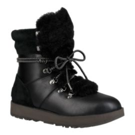 UGG Women's Viki Waterproof Winter Boots - Black
