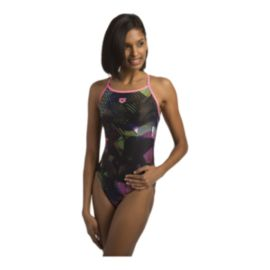 Arena Women's Optical One Piece Swimsuit