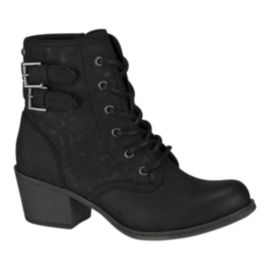 Roxy Women's Vargas Lined Boots - Black