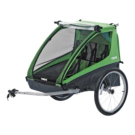 Thule Cadence Bike Trailer - Green