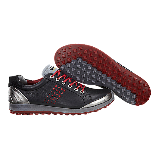 88f24ba6e9b5 Ecco Men s Biom Hybrid 2 Golf Shoes - Black Brick