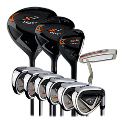 Callaway X2 Hot Plus 10-Piece Package Set  4d8cf756c30