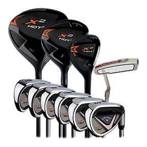 Callaway X2 Hot Plus 10-Piece Package Set 1d6cec77b603