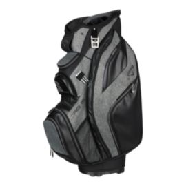 Callaway ORG 15 2018 Cart Bag - Black/Grey/Silver