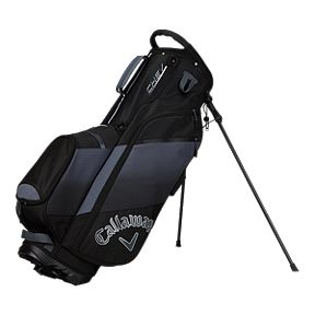 Callaway Chev 2018 Stand Bag - Black Grey White d52afe8f6