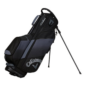 Callaway Chev 2018 Stand Bag - Black/Grey/White