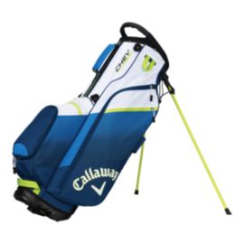 Callaway Chev 2018 Stand Bag - Navy/Blue/Green
