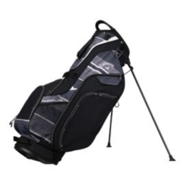 Callaway Hyper Lite 5 2018 Stand Bag - Black/Grey/White