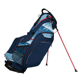 Callaway Hyper Lite 5 2018 Stand Bag - Red/White/Blue