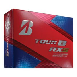 Bridgestone Tour B RXS Golf Balls - 12 Pack