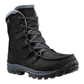 Timberland Men s Chillberg Premium Winter Boots - Black cf0493156