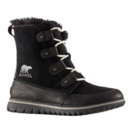 Sorel Women's Cozy Winter Boots - Joan Black