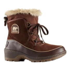 Sorel Women's Tivoli III Winter Boots - Brown/Rust