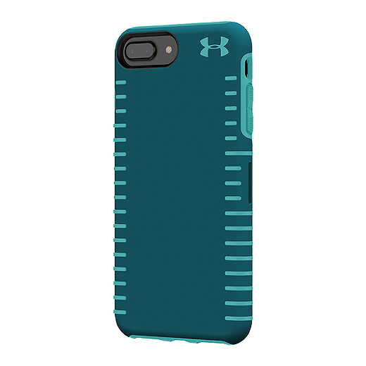 sneakers for cheap 33f72 27791 Under Armour UA Protect Grip Case for iPhone 8, 7, 6/6s Plus/6s Plus -  Tourmaline Teal/Desert Sky