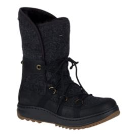 Sperry Women's Powder Icecap Winter Boots - Black
