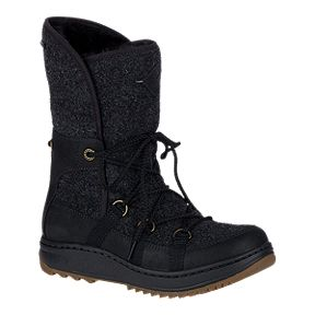 Sperry Women's Powder Icecap Winter Boots - Black