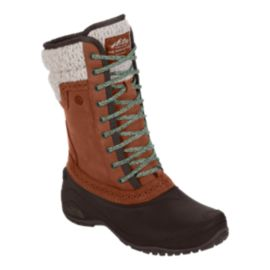 The North Face Women's Shellista II Mid Winter Boots - Dachshund Brown