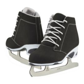 Softec Diva Black Figure Skates