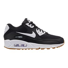 competitive price 35833 c34c7 Nike Women s Air Max 90 Shoes - Black White Gum